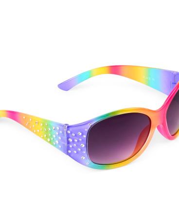 Girls Side-Embellished Sunglasses