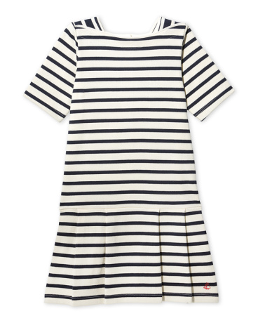 Girls' Breton dress