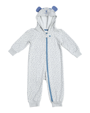 Marley Hooded Onesie