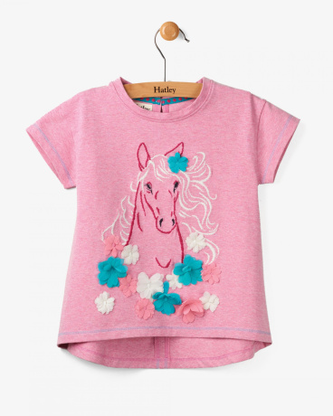 Dreamy Horse Short Sleeve Tee