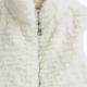 Little Girl Faux Fur Vest