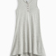 Girl Henley Tank Dress