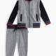 Baby Boy Active Jacket with Pant Set