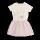 Fairy Garden Jersey Combo Dress