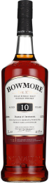 Bowmore 10 years Single Malt Dark & Intense 1ltr