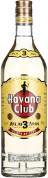 Havana Club Anejo 3anos 1ltr