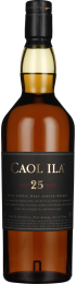 Caol Ila 25 years Single Malt 70cl