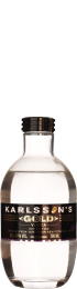 Karlsson's Gold Vodka 70cl