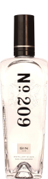 No.209 Dry Gin 70cl