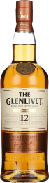The Glenlivet First Fill 12 years Single Malt 70cl