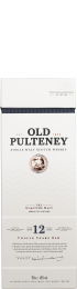 Old Pulteney 12 years Single Malt 70cl