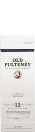 Old Pulteney 12 years Single Malt 70cl