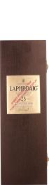 Laphroaig 25 years Single Malt 2014 release 70cl