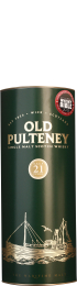 Old Pulteney 21 years Single Malt 70cl