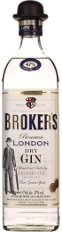 Broker's Export Gin 70cl