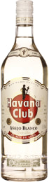 Havana Club Anejo Blanco 1ltr
