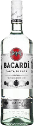 Bacardi Carta Blanca 1ltr