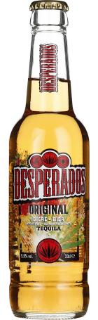 Desperados Tequila Beer 24x33c