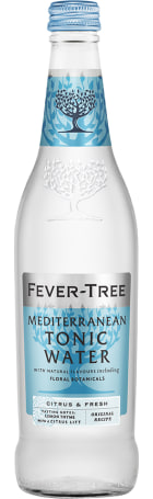 Fever Tree Mediterranean Tonic 50cl