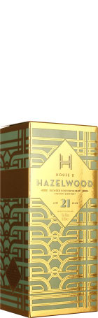 Hazelwood 21 years 50cl