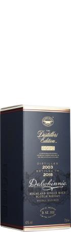 Dalwhinnie Distillers Edition 2003-2018 70cl