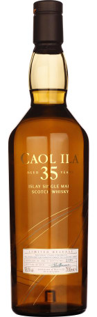 Caol Ila 35 years Special Release 2018 70cl