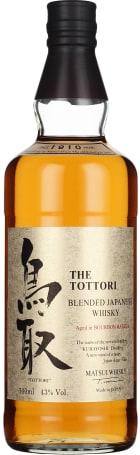 Tottori Blended Bourbon Barrel 70cl