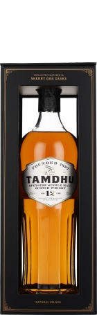 Tamdhu 12 years Single Malt 70cl