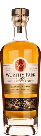 Worthy Park Single Estate Reserve 70cl