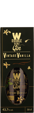 Wilderen Double You Vintage Vanilla Gin 50cl