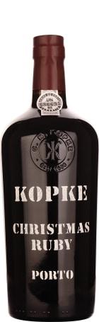 Kopke Christmas Port Giftset 75cl