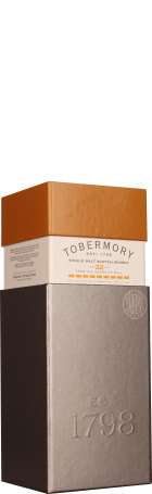 Tobermory 22 years Port Finish 70cl