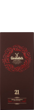 Glenfiddich 21 years Rum Cask Finish Single Malt 2013 70cl
