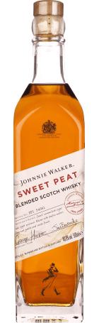 Johnnie Walker Sweet Peat Blenders Batch 50cl