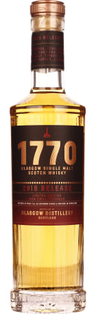 Glasgow 1770 Single Malt Release No. 1 50cl