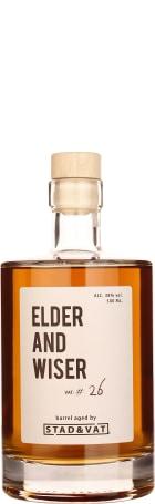 Stad & Vat Elder and Wiser 50cl