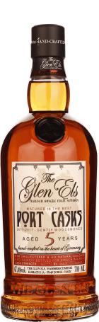 Glen Els 5 years Port Cask 70cl