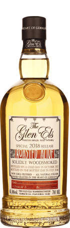 Glen Els 5 years Roasted Alive Special 2018 Release 70cl