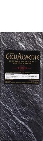 GlenAllachie 29 years 1989 Sherry Single Cask 70cl
