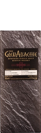 GlenAllachie 12 years 2006 PX Puncheon Single Cask 70cl