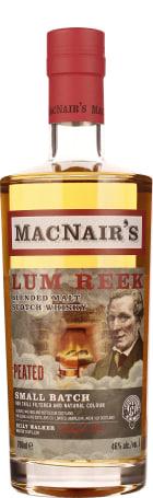 MacNair's Lum Reek Peated Blended Malt 70cl