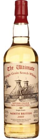 The Ultimate North British 2007 Single Grain 70cl