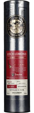 Loch Lomond Faustino Gran Reserva 70cl