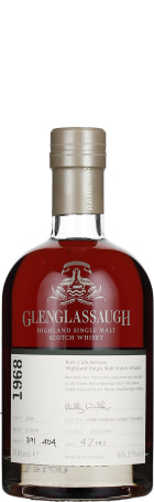 Glenglassaugh 47 years 1968 Single Malt 70cl