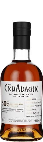 GlenAllachie Vintage 1990 Cask 2515 Single Malt 50cl