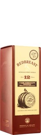 Redbreast 12 years Cask Strength Batch B1/15 70cl