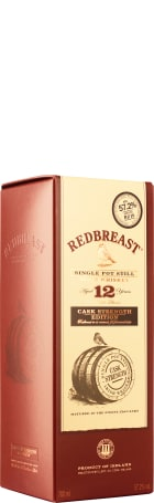 Redbreast 12 years Cask Strength Batch B1/16 70cl