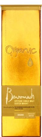 Benromach Organic 2010 70cl