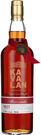 Kavalan Solist Manzanilla 70cl