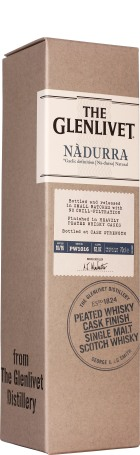The Glenlivet Nadurra Peated Cask Finish PW1016 70cl